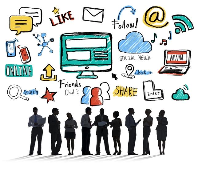 first  followers on social media edkent media