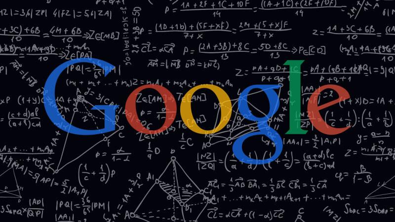 google algorithm fade ss
