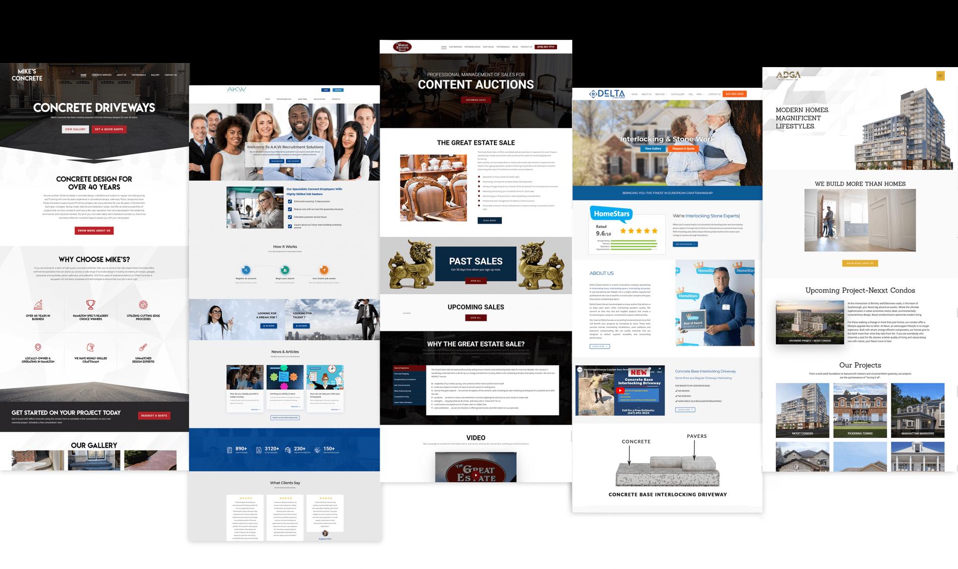 Web Design Edkentmedia